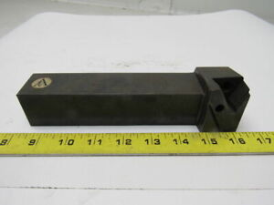 Valenite Hptgr 24 6 1 1 2 Square Shank Multi Lock Tool Holder 8 Length