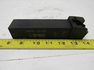 Dorian Mtfnl 20 5d 1 1 4 Square Shank Tool Holder 6 Length