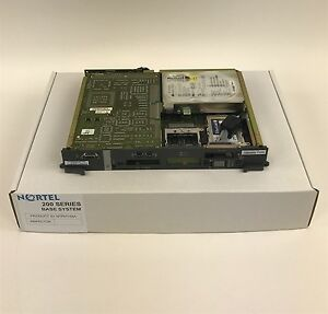 Nortel 200 Series Base System Card Assembly Ntrh14aa