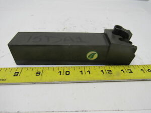 Greenleaf Corp Gmtfnl 205d 1 1 4 Square Shank Tool Holder 6 Length