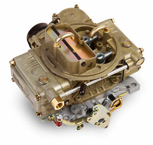 Holley 0 80551 600 Cfm Marine Carburetor