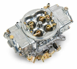 Holley 0 80575s 600 Cfm Supercharger Hp Carburetor