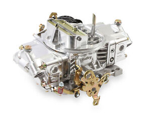 Holley 0 85770 770 Cfm Street Avenger Aluminum Carburetor