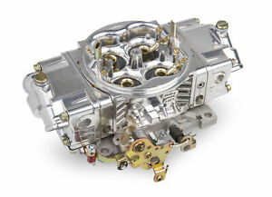 Holley 0 82851sa 850 Cfm Aluminum Street Hp Carburetor
