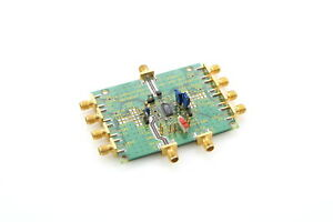 Analog Devices Evaluation Board 08 006922 Rev A Ad8347