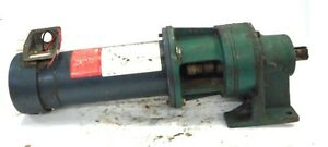 Magnetek Variable Speed D c Motor 46606372143 0a D054 3 4 Hp 1725 Rpm