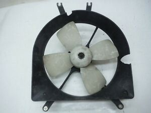 1998 Honda Civic Radiator Cooling Fan Oem 1997 1998 1999 2001