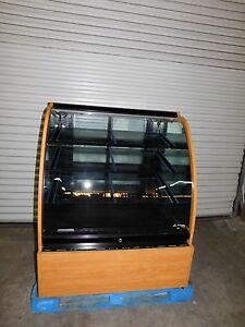 Structural Concepts Refrigerated Case Refrigerated Display Case