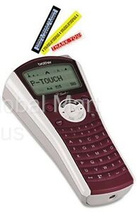 Electronic Labeling Labeler System Label Maker Family P touch Brother Pt 1090