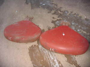 International Ih Farmall Tractor Fenders M Super M 400 450 460 560 706