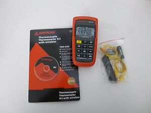 New Amprobe Tmd 53w Thermocouple Thermometer K J type