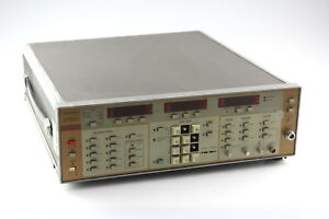 Wiltron 6647a Sweep Generator 10mhz To 18 6ghz