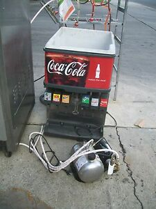 Soda ice Dispensing Mach 6 Heads Lid Carbonator Pumps gauge 899 Items On E Bay