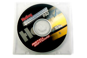 Holley 534 144 Commander 950 Pro Software