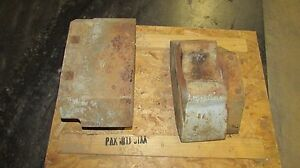 Ferguson To20 Tractor Rear Axle Weights fender Weights 160