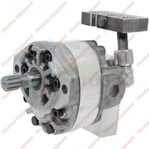 30 3062449 Hydraulic Pump For Oliver Tractor 1600 1650 1750 1800 1850 1950 2 70