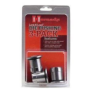 Die Bushings Lock N Load Quick and Easy Caliber Changeover for Any Brand Press