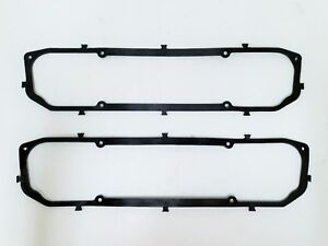 Big Block Mopar Dodge Plymouth 383 400 440 Steel Core Valve Cover Gaskets 3 16