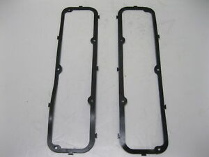 Ford Fe 352 360 390 406 427 428 Steel Core Rubber Valve Cover Gaskets 3 16 New