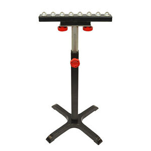 Oasis Machinery T2054 Heavy duty 8 Ball Bearing Roller Stand