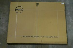 New Genuine Dell S520 Interactive Projector Screen whiteboard Only Ptdrv