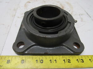 Sealmaster Sf 31c Four Bolt Flange Mount Ball Bearing 1 15 16 Bore
