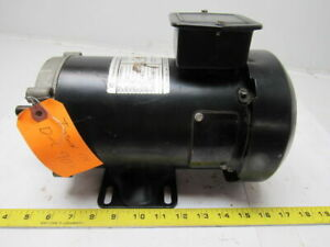 General Electric 5bpa56kag23 1 2hp 90vdc 1725rpm Electric Motor