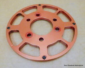 Msd Chevy Sb Flying Magnet Crank Trigger Wheel Only 7 Balancer From Msd 8610
