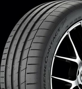 Continental 15507110000 Extremecontact Sport 255 40 17 Tire set Of 2