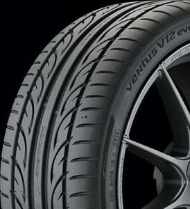 Hankook 1015251 Ventus V12 Evo2 255 35 18 Xl Tire