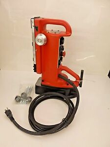 New Milwaukee Electromagnetic Drill Press Base Adjustable Position 4203