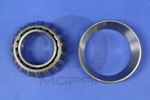 Differential Pinion Bearing Mopar 68203455aa Fits 15 16 Dodge Viper