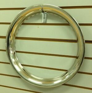 14 New Stainless Steel Standard Beauty Ring Trim Ring 2 Measures 1 3 4 Inch