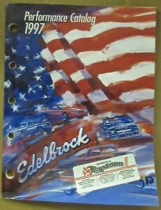 1997 Edelbrock Performance All Products Catalog