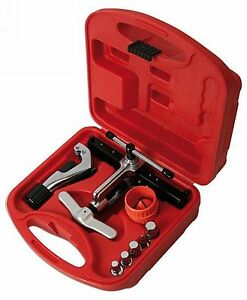 Kamasa 55823 Flaring Tool Kit Suitable For Soft Copper And Aluminium Tubes