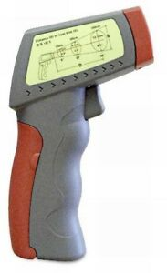 Tpi 384a Ir Gun With Laser And High Temperature Range