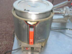 Vollrath Hs 7 Heat N Serve 7 Qt Warmer Commercial Restauraunt Soup