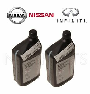 For Genuine 2 Quarts Ns 3 Cvt Auto Transmission Fluids For Nissan Infiniti Oes
