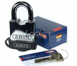 Abus 83 55 Rock Padlock Vitess Cylinder Kd Weatherproof Cover Made In Germany