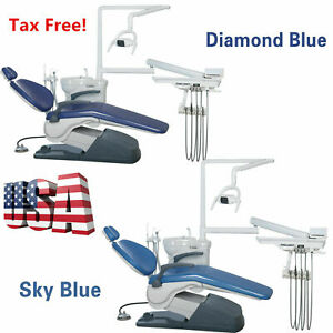 Brand New Tuojian Tj2688 a1 Dental Exam Patient Chair Unit Systems Package Usa