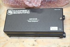 New Campbell Scientific Am16 32b Relay Multiplexer