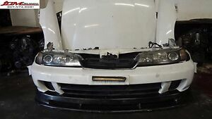 94 01 Honda Acura Integra 4 Door Version Type R Front End Conversion Jdm B18c