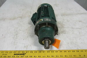 Sm Cyclo Cnfm1 4105yb 35 1 Hp Tc f Gearmotor 230 460v 50 Rpm Output Tested