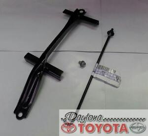 Oem Toyota Corolla Battery Hold Down Clamp Kit 74404 02190 Fits 2009 2013