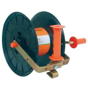 Gallagher Electric Fence Reel Poli Wire Tape Equid Braid Rope Kites Poly Twine