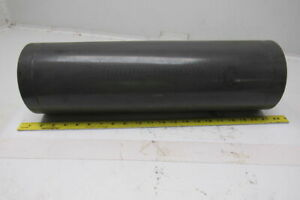 Conveyor Drum Crowned Roller Steel 20 x 6 W taper Bore Bushings 1 7 16