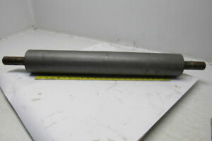Conveyor Pulley Drum Roller Crowned 26 x4 Steel For 1 1 2 Shaft