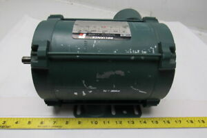 Reliance Electric P56j2302m le 1 2hp 3ph 208 230 460v 1725rpm Hazardous Motor