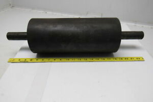Conveyor Drum Roller Steel 14 x 6 W 1 1 2 Shaft