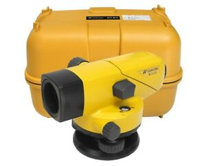 Topcon At b2 Automatic 32x Auto Level Engineers 60907